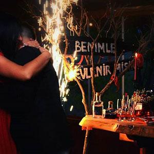 Ankara Evlenme Teklifi Yonca