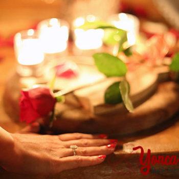 Sevgiliye Sürpriz Evlenme Teklifi