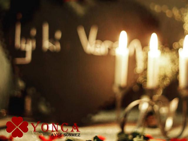 Romantik Doğum Günü Kutlaması Ankara